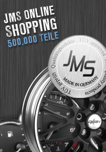 JMS Tuning - Online Shopping über 500000 Teile!
