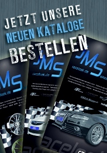 JMS Tuning - Katalog bestellen!