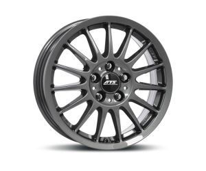 ATS Streetrallye dark-grey Wheel 6,0 x 16 - 16 inch 4x108 bolt circle