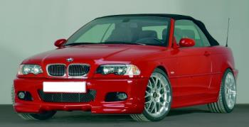 frontlippe e46 alle mit m2 sportpaket rieger tuning bmw. Black Bedroom Furniture Sets. Home Design Ideas