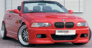 Frontstoßstange M3-Look Compakt Rieger Tuning  BMW E46 - Tuning Teile Shop Autoteile