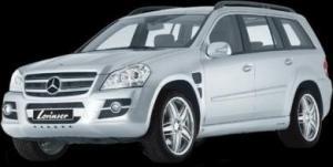 Lorinser Spoilerstoßfänger  passend für Mercedes GL-Klasse