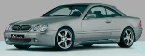Nebelscheinwerfer Lorinser passend für Mercedes CL Coupe W215