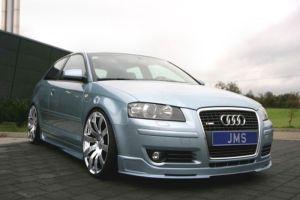 Frontlippe JMS racelook Exclusive Line passend für Audi A3 8P