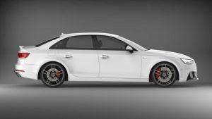 Seitenschweller Set Caractere passend für Audi A4 B9