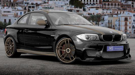 JMS Spoilerschwert M-Coupe BMW E81 / E82 / E87 / E88 - Tuning Teile Shop Autoteile