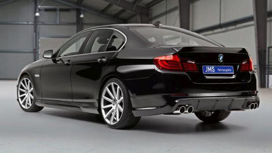 JMS Heckansatz  mit Diffusor BMW F10/F11 - Tuning Teile Shop Autoteile