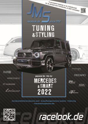 Tuning- und Zubehörkatalog Mercedes 2020