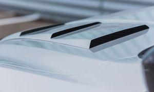 Motorhaubenaufsatz G&S Racing carbon passend für Maserati Levante