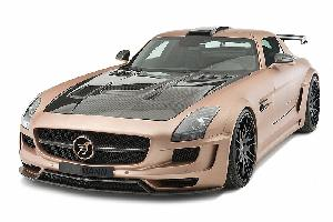 Hamann Breitversion-Kit HAWK Mercedes SLS-Coupe - Tuning Teile Shop Autoteile