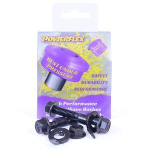 Powerflex PU Buchsen Black Series passend für Opel Corsa B - Late Model Sturz-Einstellbolzen Kit 12mm