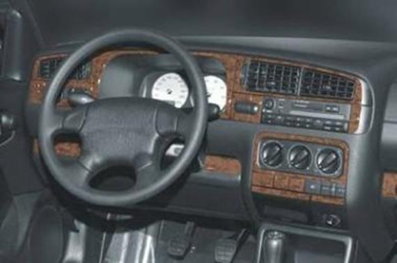 Armaturenbrett  Innendekor Armaturenbrett/ Mittelkonsole Volkswagen Golf III - JMS ...
