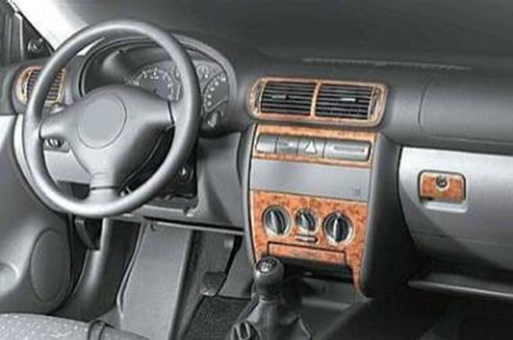 Innendekor Armaturenbrett/ Mittelkonsole Seat Leon - JMS ...