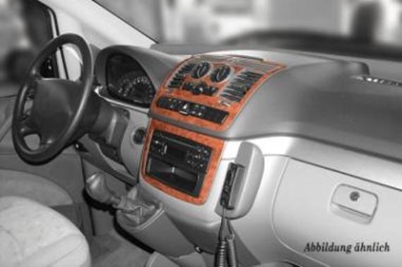 Armaturenbrett mercedes  Innendekor Armaturenbrett/ Mittelkonsole Mercedes Viano - JMS ...
