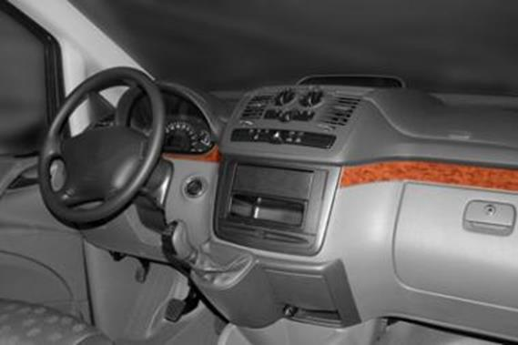Armaturenbrett mercedes  Innendekor Armaturenbrett Mercedes Vito - JMS Fahrzeugteile Tuning ...