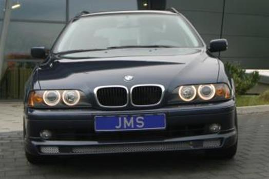 jms frontlippe racelook e39 facelift ab 2000 bmw e39 jms. Black Bedroom Furniture Sets. Home Design Ideas