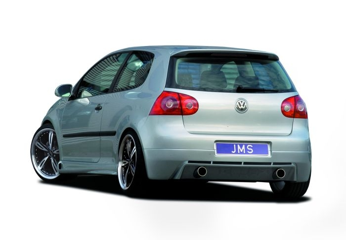 jms heckansatz racelook vw golf 5 r32 jms fahrzeugteile. Black Bedroom Furniture Sets. Home Design Ideas