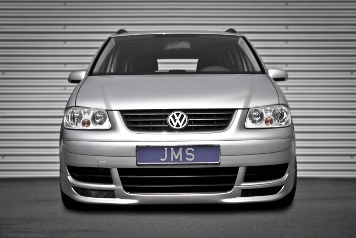 jms touran frontlippe racelook vw touran caddy jms. Black Bedroom Furniture Sets. Home Design Ideas