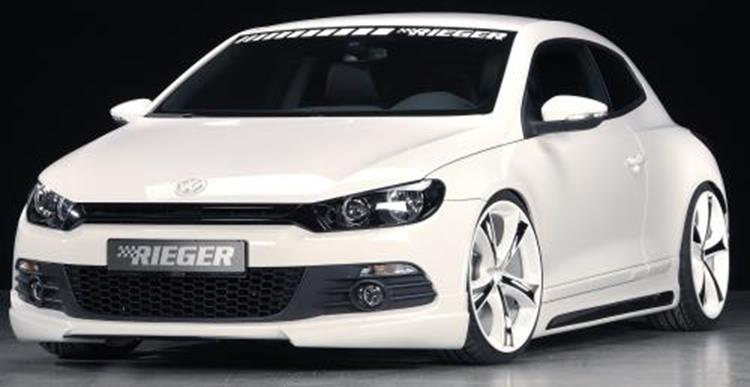 rieger frontlippe vw scirocco 3 jms fahrzeugteile tuning. Black Bedroom Furniture Sets. Home Design Ideas