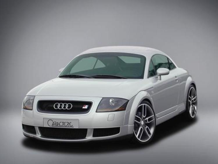 Frontgrill caractere audi tt 8n jms tuning felgen for Audi tt 8n interieur tuning