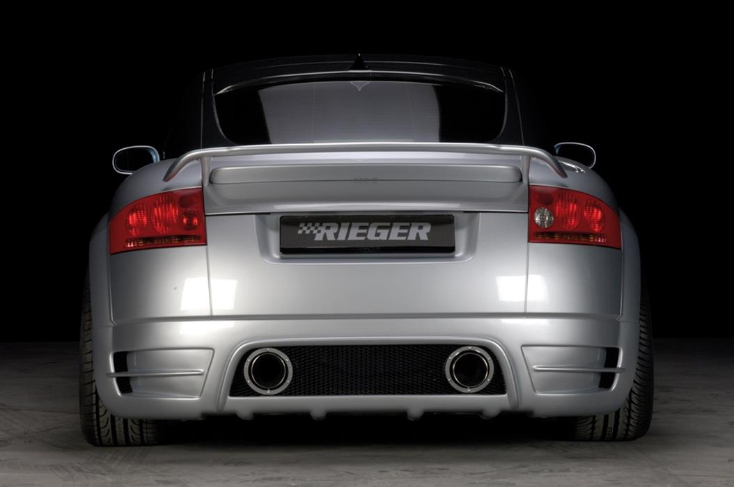 rieger hecksch rzenansatz neues design audi tt 8n jms fahrzeugteile tuning felgen bodykits. Black Bedroom Furniture Sets. Home Design Ideas