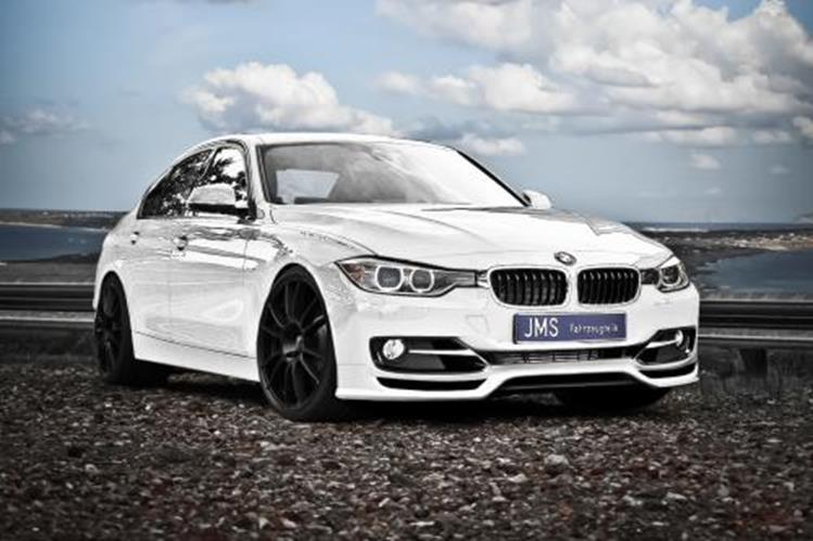 Jms Frontlippe Racelook F30 31 Limousine Touring Bmw F30