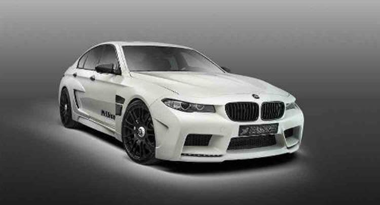 hamann m5 mi5sion widebodykit bmw f10 f11 jms. Black Bedroom Furniture Sets. Home Design Ideas