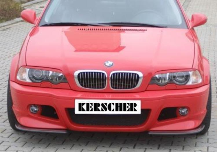frontspoilerschwert carbon kerscher tuning bmw e46 jms. Black Bedroom Furniture Sets. Home Design Ideas