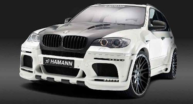 hamann flash evo widebodykit x5m bmw x5 e70 jms. Black Bedroom Furniture Sets. Home Design Ideas