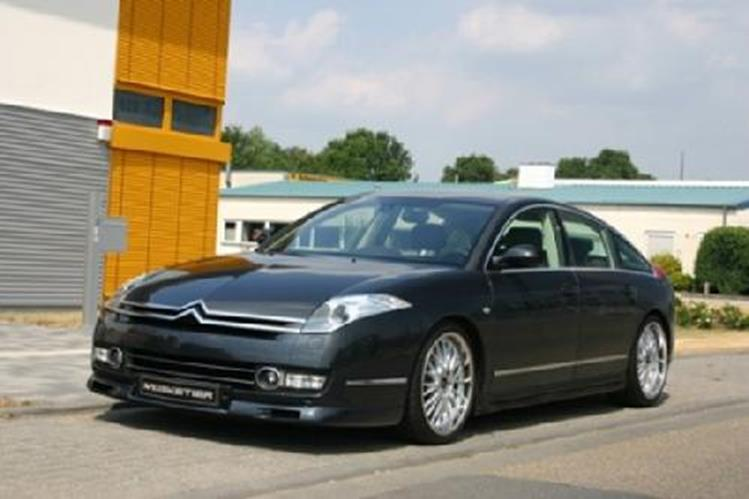 musketier frontspoiler citroen c6 jms fahrzeugteile tuning felgen bodykits. Black Bedroom Furniture Sets. Home Design Ideas
