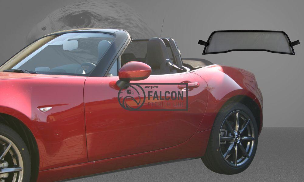 weyer falcon premium windschott für mazda mx 5 - jms fahrzeugteile