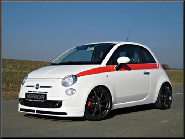 frontspoilerlippe merkur fiat 500 jms fahrzeugteile tuning felgen bodykits fahrwerke. Black Bedroom Furniture Sets. Home Design Ideas