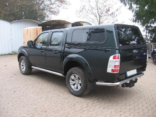 beltop hardtop doppelkabine ford ab 2007 classic ford. Black Bedroom Furniture Sets. Home Design Ideas