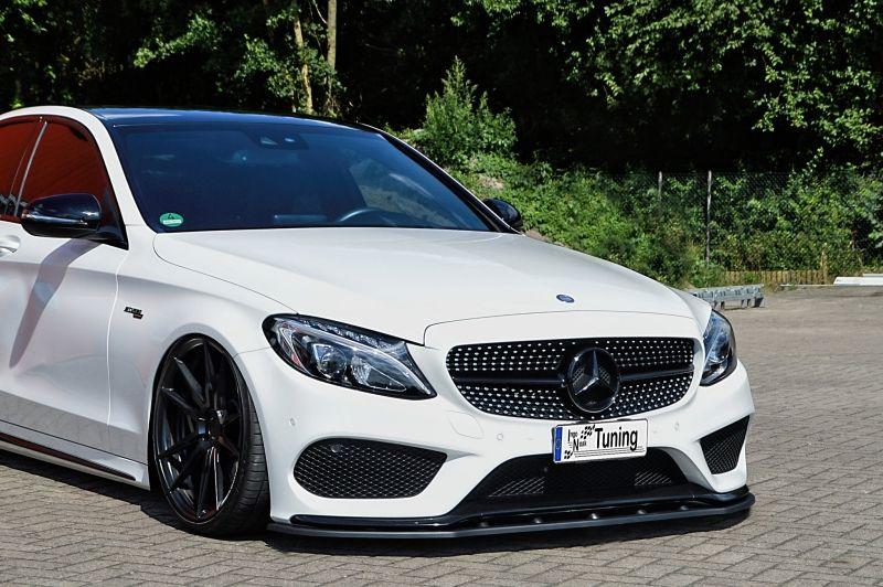Spoilerschwert für C43 AMG Noak passend für Mercedes C-Klasse W205