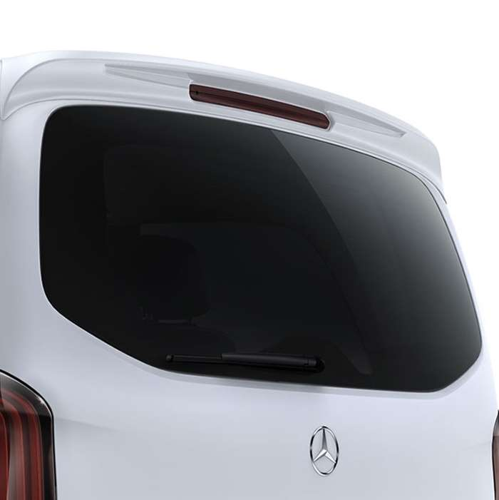 hartmann dachspoiler mercedes vito w447 jms. Black Bedroom Furniture Sets. Home Design Ideas