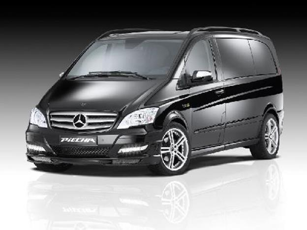 piecha frontlippe vito vantura mercedes vito viano 639. Black Bedroom Furniture Sets. Home Design Ideas