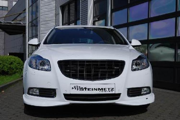 frontgrill inkl opc steinmetz tuning opel insignia jms. Black Bedroom Furniture Sets. Home Design Ideas