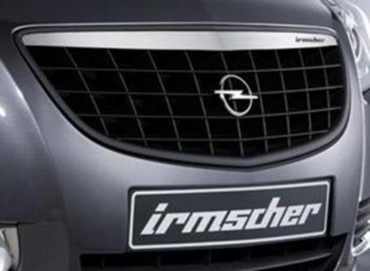 irmscher frontgrill mit designleiste opel insignia jms. Black Bedroom Furniture Sets. Home Design Ideas