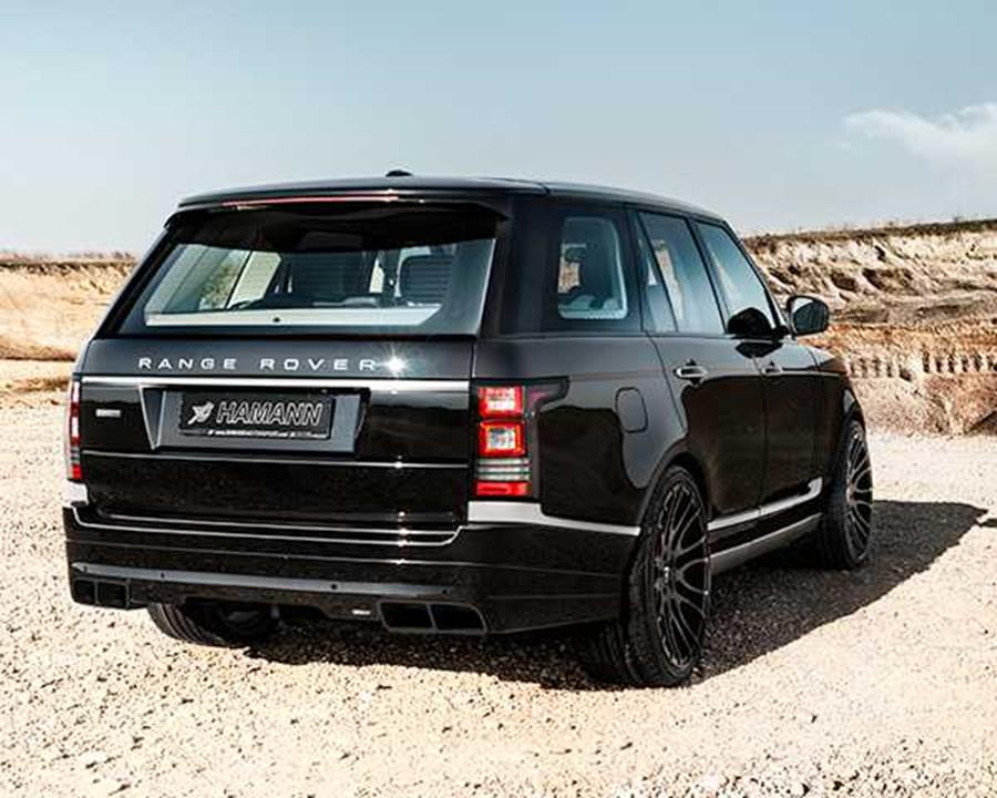 hamann hecksch rze land rover range rover sport jms. Black Bedroom Furniture Sets. Home Design Ideas