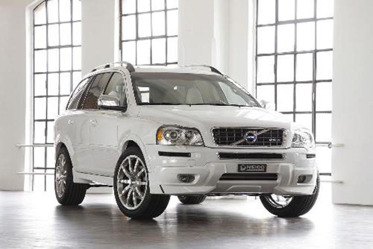 heico sportiv bodykit volvo xc90 jms fahrzeugteile. Black Bedroom Furniture Sets. Home Design Ideas