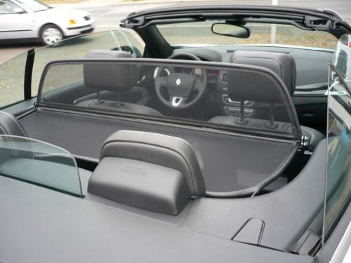 jms windschott renault megane cabrio cc jms. Black Bedroom Furniture Sets. Home Design Ideas