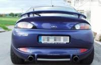 ford puma bodykit styling tuning frontlippe. Black Bedroom Furniture Sets. Home Design Ideas