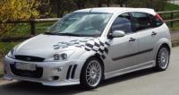 Stoffler Frontstoßstange WRC   passend für Ford Focus