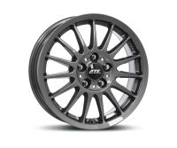 ATS Streetrallye dark-grey Felge 6,0 x 16 - 16 Zoll 4x108 Lochkreis