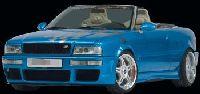 Rieger Stoßstange Race für eckige Serienblinker/Nebelscheinwerfer passend für Audi Typ 89 B4