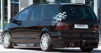 Rieger Heckansatz ohne AHK passend für Ford Galaxy