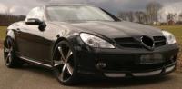 Racellook Frontspoilerlippe  passend für Mercedes SLK R171