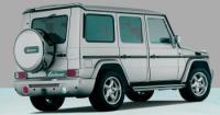 Lorinser Heckschürze  passend für Mercedes G-Klasse