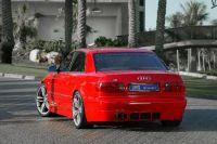 Jms Heckansatz passend für Audi A8 D2