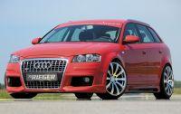 Frontstoßstange Rieger Tuning passend für Audi A3 8P Sportback